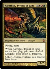 Karrthus, Tyrant of Jund on Channel Fireball