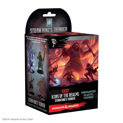 Icons of the Realms - Storm King's Thunder - Booster Pack