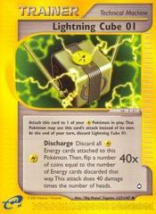 Lightning Cube 01 - 127/147 - Uncommon
