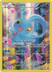 Manaphy - XY113 - Mythical Pokémon Collection - Manaphy