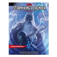 Dungeons & Dragons: Storm Kings Thunder