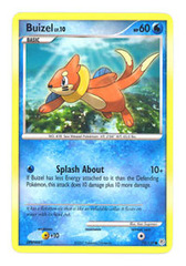 Buizel - 72/130 - Common