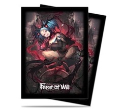 Ultra PRO - Force of Will - Sleeves 65ct Pack A4 Battle For Attoractia Valentina