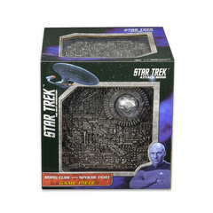 Star Trek Attack Wing - Borg Cube with Sphere Port Premium Figure