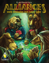 Alliances - World Domination Trick Taking Game
