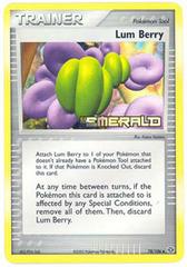 Lum Berry - 78/106 78 - Uncommon