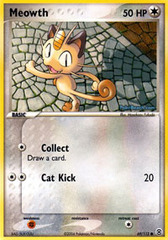 Meowth - 69/112 - Common