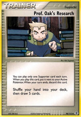 Professor Oak's Research - 98/112 - Uncommon