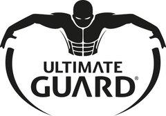 Ultimate Guard Zipfolio XenoSkin - 8 Pocket -  Black