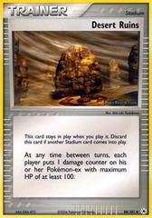 Desert Ruins - 88/101 - Uncommon