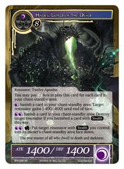 Hades, Lord of the Dead - BFA-068 - SR - Foil
