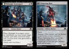 Midnight Scavengers // Chittering Host - Foil