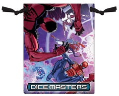 Marvel Dice Masters - The Amazing Spider-Man Dice Bag