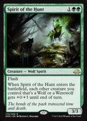 Spirit of the Hunt - Foil