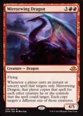 Mirrorwing Dragon - Foil