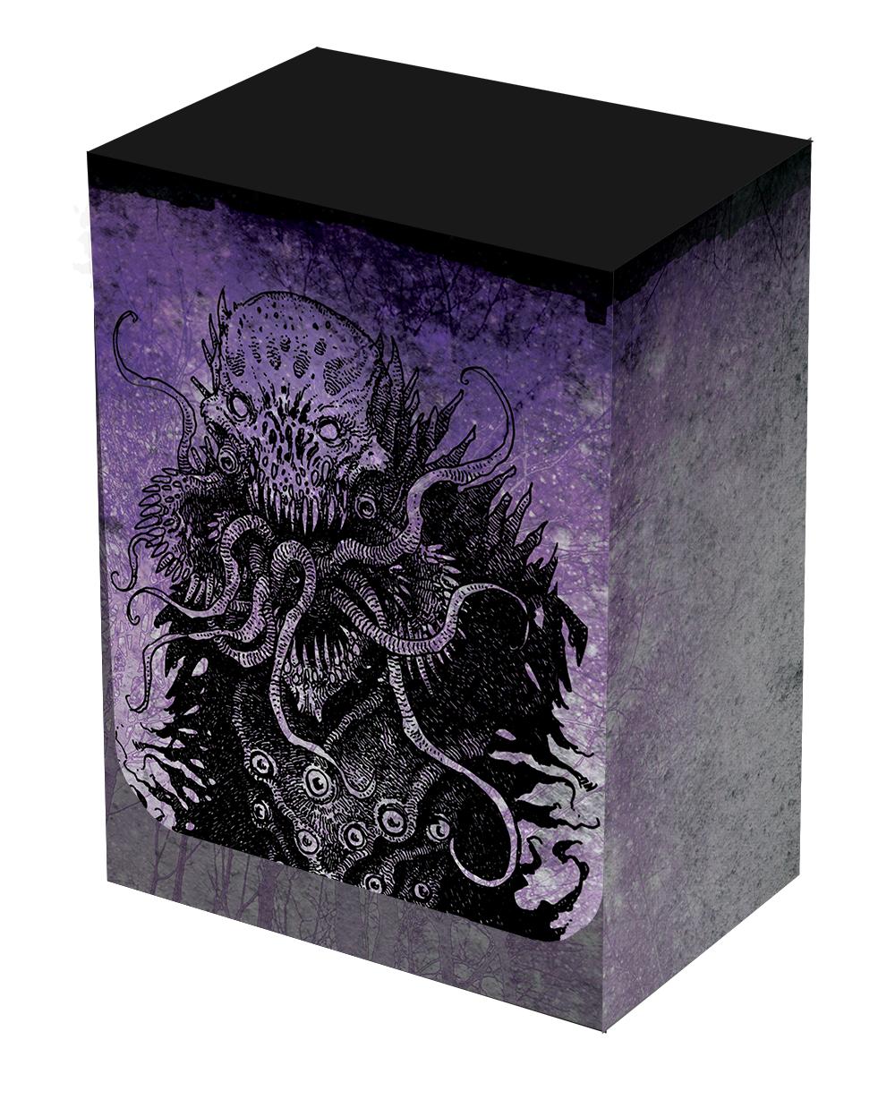 Legion - Deck Box - NIGHT IS DARK