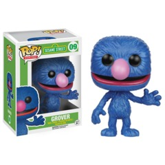 Sesame Street Series - #09 - Grover (Sesame Street)