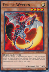 Eclipse Wyvern - SR02-EN015 - Common - 1st Edition
