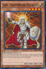 Jain, Lightsworn Paladin - SR02-EN020 - Common - 1st Edition