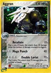 Aggron - 1/109 - Holo Rare