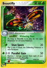 Beautifly - 2/109 - Holo Rare