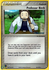 Professor Birch - 89 - Uncommon