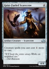 Geist-Fueled Scarecrow - Foil