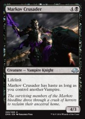 Markov Crusader - Foil