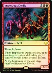 Impetuous Devils - Foil - Prerelease Promo