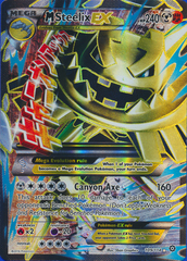Mega-Steelix-EX - 109/114 - Full Art Ultra Rare