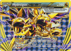 Hydreigon BREAK - 87/114 - Rare BREAK