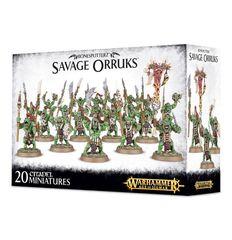Savage Orruk Morboys
