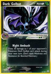 Dark Golbat - 34/109 - Uncommon