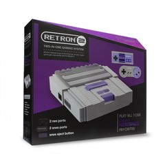 Retron 2 Gaming Console (Gray)