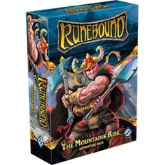 Runebound - The Mountains Rise Adventure Pack