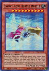 Snow Plow Hustle Rustle - DRL3-EN071 - Ultra Rare