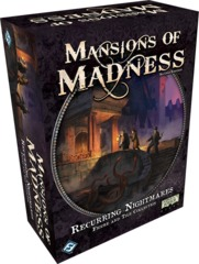Mansions of Madness (2d Ed): Recurring Nightmares Figure and Tile Collection