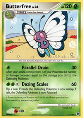 Butterfree - 14/106 - Rare