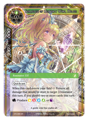 Sorceress of Heavenly Wind, Melfee - CFC-065 - SR