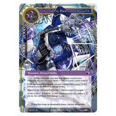 Azathoth, Hunter of Reality - CFC-071 - SR