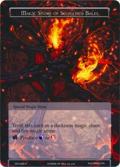 Magic Stone of Scorched Bales - CFC-095 - R - Textured Foil