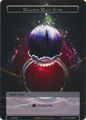 Darkness Magic Stone - CFC-096 - C - Foil