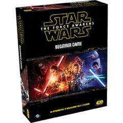 The Force Awakens Beginner Game