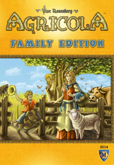 Agricola - Family Edition