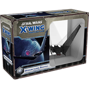 Star Wars: X-Wing - Upsilon-class Shuttle Expansion Pack