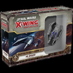 Star Wars: X-Wing - IG-2000 Expansion Pack