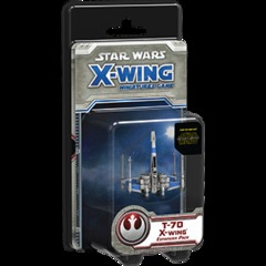 Star Wars: X-Wing - T-70  Expansion Pack