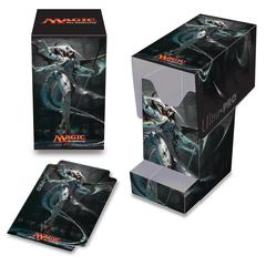 Ultra Pro - Commander 2016 PRO - 100+ Deck Box with Tray, Atraxa, Praetors' Voice, for Magic