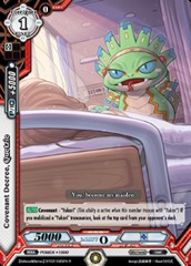 Covenant Decree, Quetzie - BT02/045EN - R