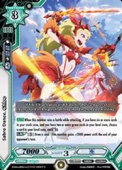 Sabre Dance, Chloe - BT02/080EN - R